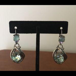 Sorrelli Crystal Pierced Dangle Earrings